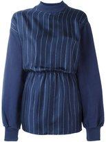 Each X Other striped sweatshirt