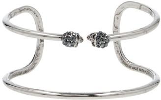 Alexander McQueen Double Skull Bracelet