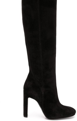 Emporio Armani knee-high boots