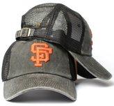 American Needle San Francisco Giants - Logo Raglan Bones Adjustable Baseball Cap