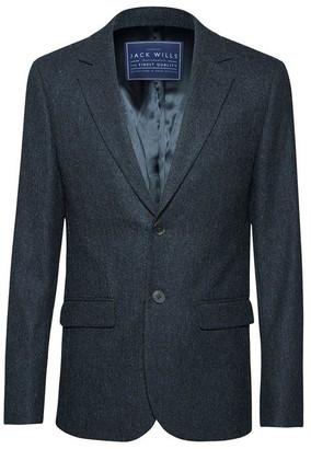 Jack Wills Bloomsbury Tweed Suit Jacket