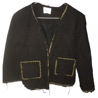 Laurence Dolige Black Denim - Jeans Jacket for Women