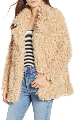 Thread & Supply Sully Faux Shearling Jacket
