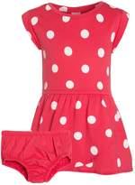 Gap WRAP FRONT SET Jersey dress pink