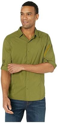 Arc'teryx Elaho Long Sleeve Shirt (Bushwhack) Men's Clothing