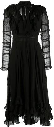 Zimmermann Sabotage lace dress