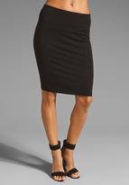 Bailey 44 Pegged Knee Length Skirt