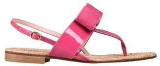 Studio Pollini Toe post sandal