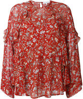 IRO printed blouse - women - Viscose - 38