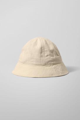 Weekday Linger Bucket Hat - Beige