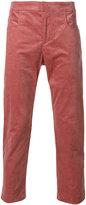 Haider Ackermann velveteen trousers