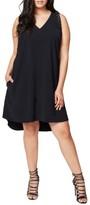 Rachel Roy Plus Size Women's Embellished A-Line Dress