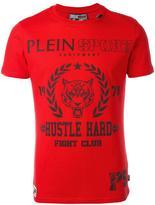 Plein Sport - Suplex T-shirt - men - Cotton - S
