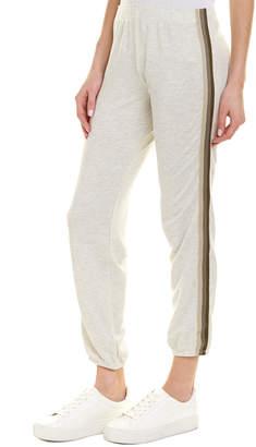 Monrow Stripe Sweatpant
