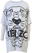 Kenzo Oversized Tiger T-shirt Dress