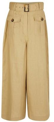 Zimmermann Suraya linen trousers