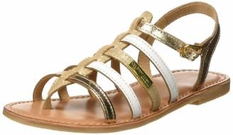 Les Tropéziennes Girls Hirson Gladiator Sandals