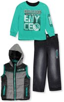 Enyce Little Boys' Toddler 3-Piece Outfit