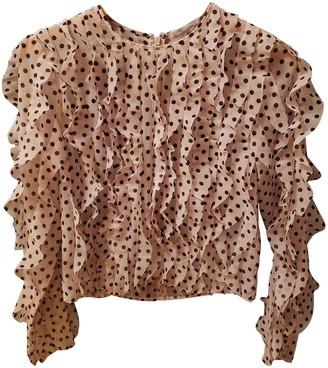 Giambattista Valli X H&m Pink Top for Women