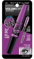 Maybelline Volum' Express The Falsies Big Eyes Washable Mascara Blackest Black