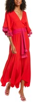 Thumbnail for your product : Sachin + Babi Malewane Silk-Blend Gown