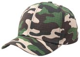 UltraKey(TM) Army Military Camouflage Baseball Cap For Hunting Fishing