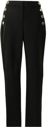 Derek Lam 10 Crosby Kelis tapered cropped trousers