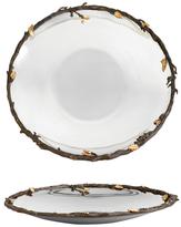 L'OBJET Mullbrae Round Stainless Steel Platter