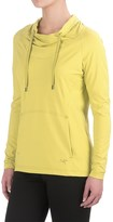 Arc'teryx Varana Shirt - Cowl Neck, Long Sleeve (For Women)