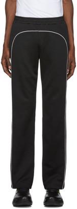 Misbhv Black Jersey Cowboy Lounge Pants
