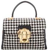 Dolce & Gabbana Ponyhair Lucia Satchel