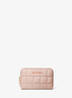 Michael Kors Small Quilted Leather Wallet
