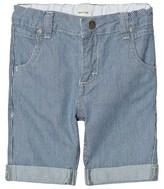 Mini A Ture Navy Stripe Shorts