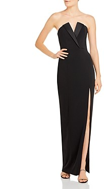 Jay Godfrey Sylvia Strapless Gown