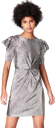 Find. Amazon Brand Women's Mini Wrap Dress