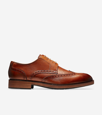 Cole Haan Harrison Grand Short Wingtip Oxford