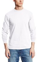 Soffe Men's Long-Sleeve Cotton T-Shirt