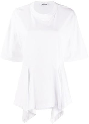 Chalayan hankerchief T-shirt