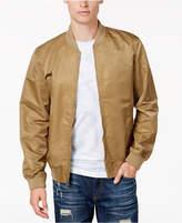 American Rag Men's Nylon Bomber Jacket, Created for Macy's