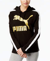 Puma Archive T7 Metallic-Logo Hoodie, Macy's Exclusive Style