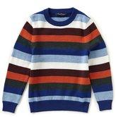 Brooks Brothers Little/Big Boys 4-20 Stripe Crew Neck Sweater