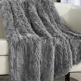 Chic Home Elana Shaggy Faux Fur Supersoft Ultra Plush Decorative Throw Blanket