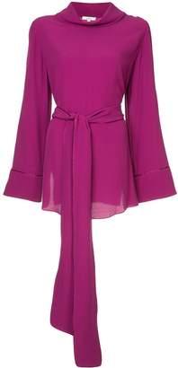 LAYEUR Barbara slouch collar blouse