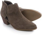 Adam Tucker by Me Too Adam Tucker Tate Ankle Boots - Perforated Suede (For Women)