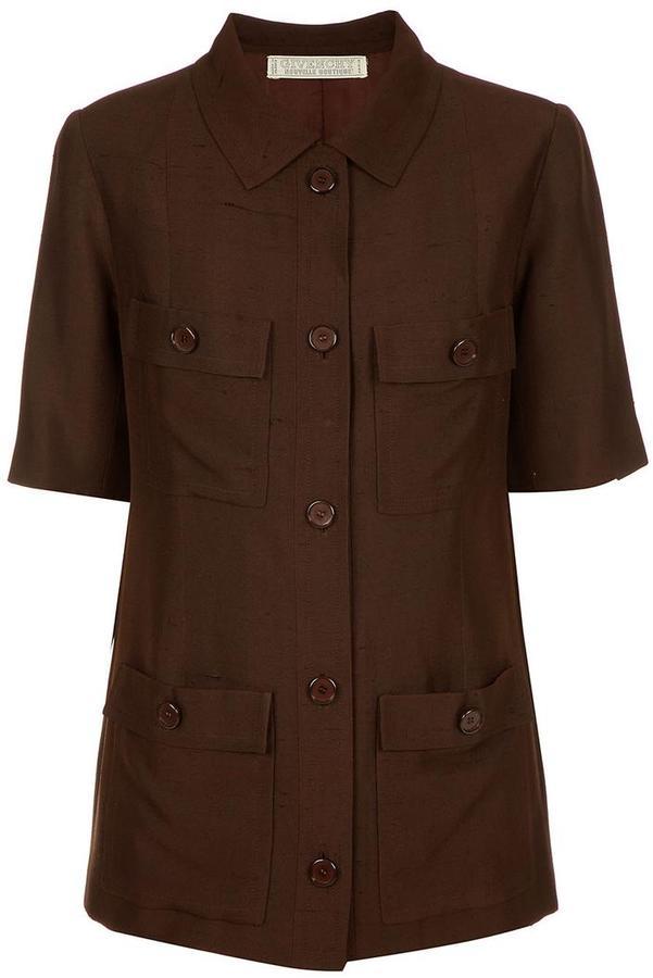 Givenchy Vintage short sleeves jacket