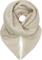 Brunello Cucinelli Mohair and cashmere-blend scarf
