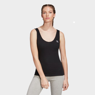 adidas Women's Ribbed Tank Top