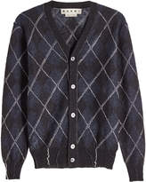 Marni Cardigan with Mohair and Wool