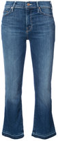 Mother Medium Kitty jeans - women - Cotton/Polyester/Spandex/Elastane - 28