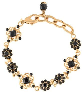 Dolce & Gabbana Rhinestone-Embellished Bracelet